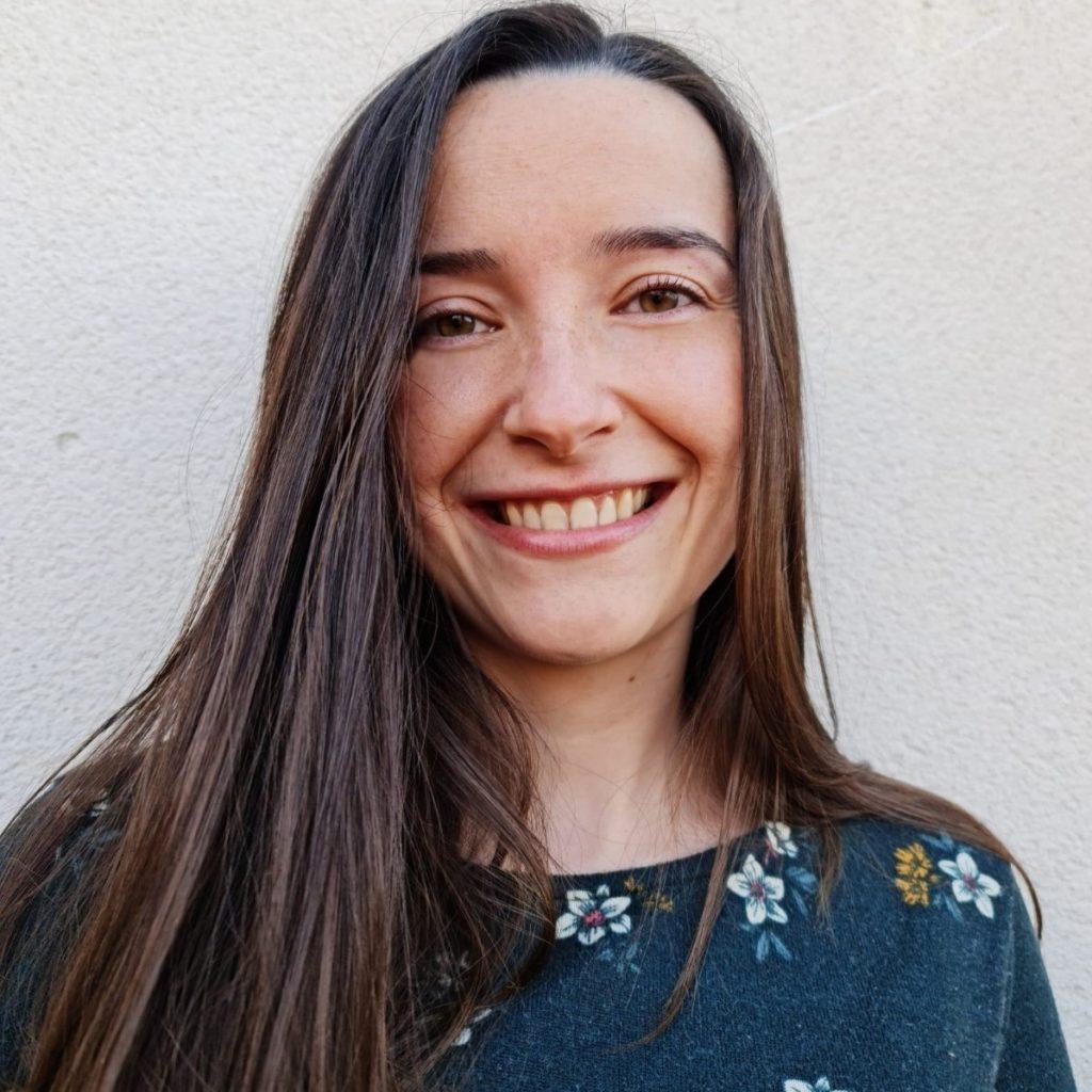 Marta Ruiz, terapeuta ocupacional infantil en enDARA