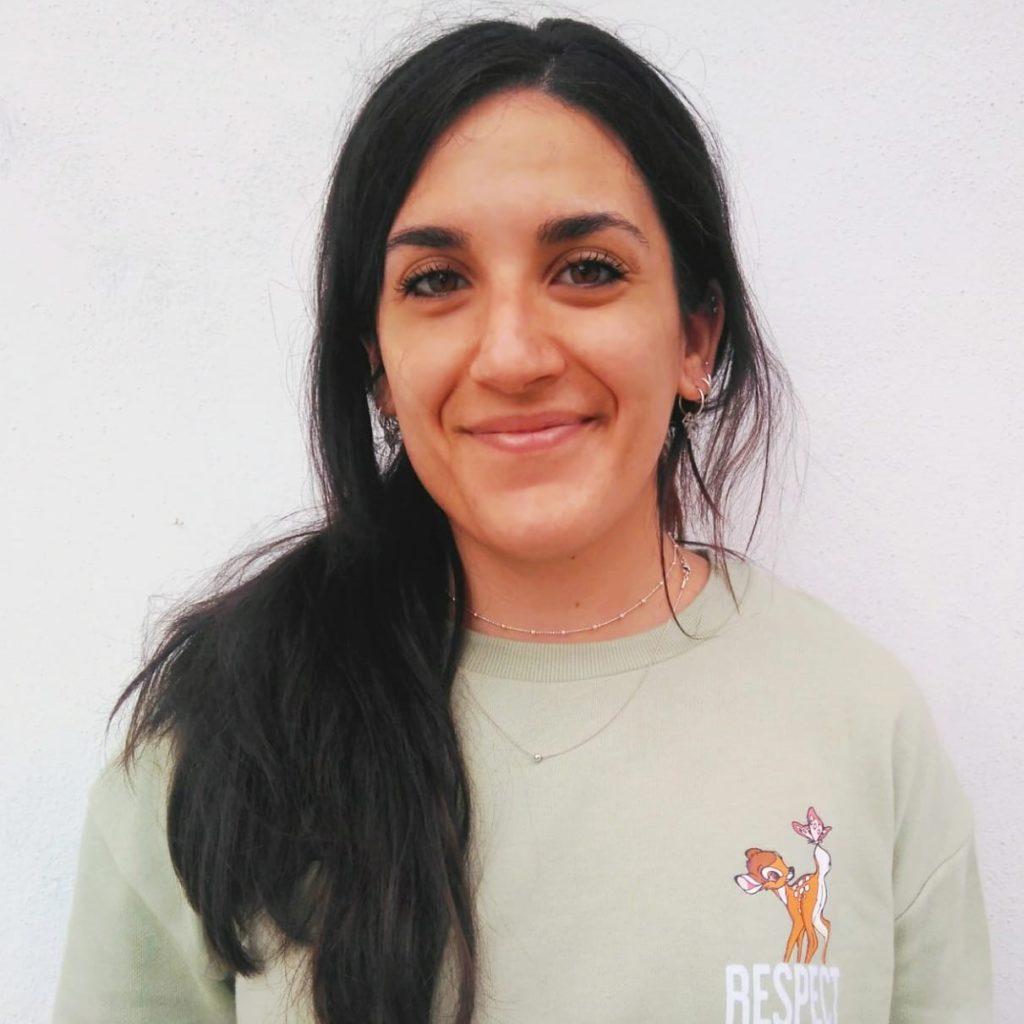 Zaira Iglesias, educadora infantil en enDARA